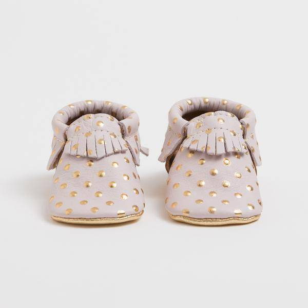 Moccasins- Heirloom in Blush