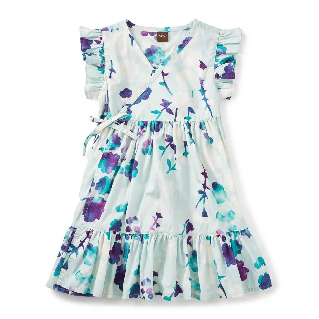 Tea Collection Mala Wrap Dress
