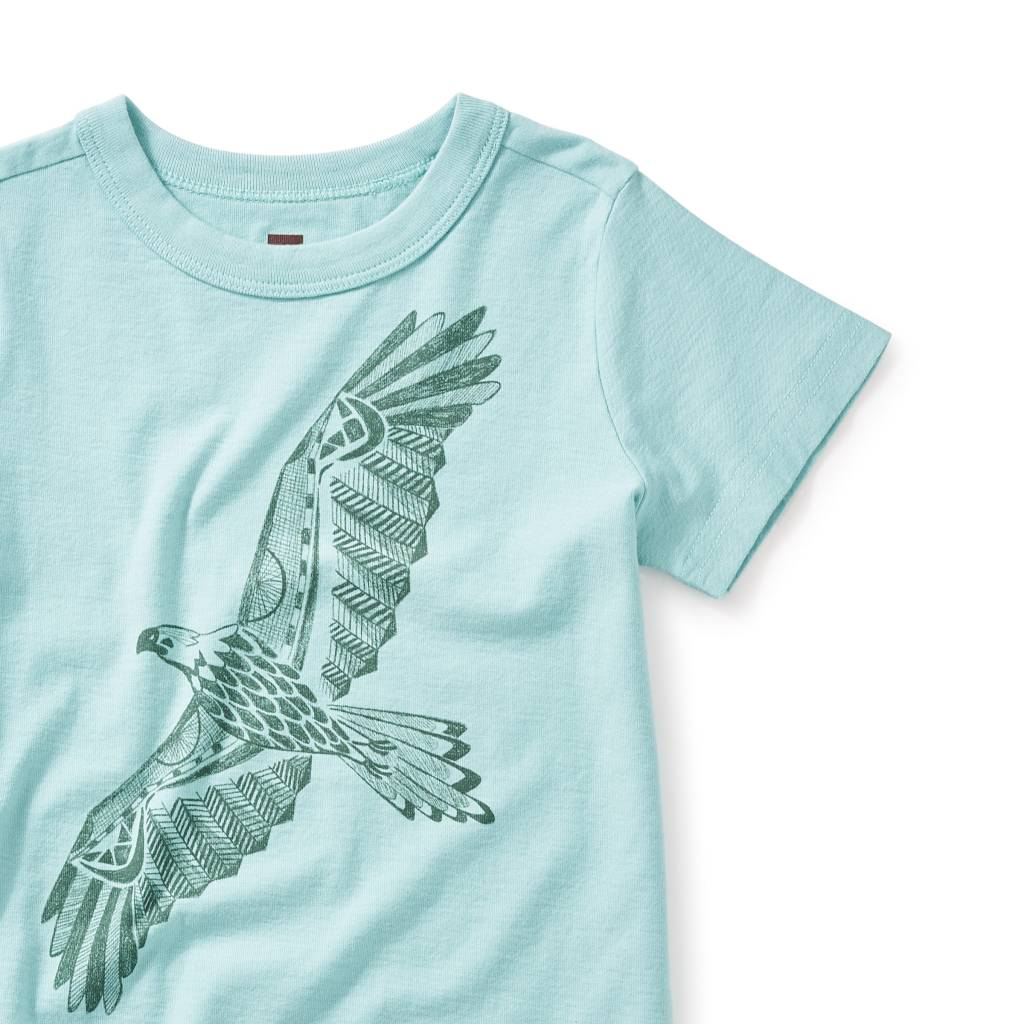 Tea Collection Condor Graphic Tee
