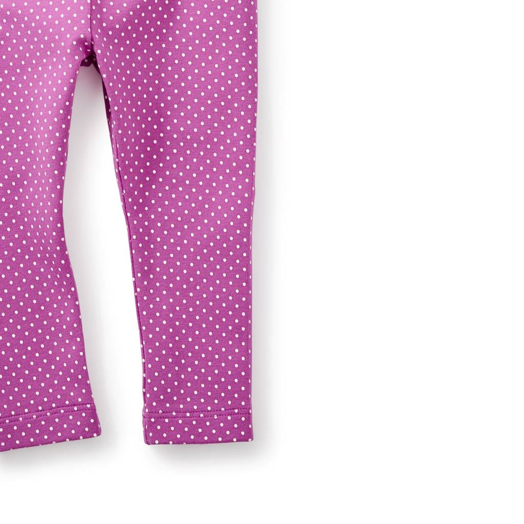 Tea Collection Pin Dot Baby Leggings