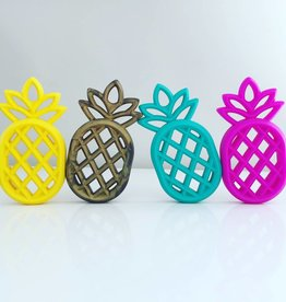 Logan and Alice Pineapple Teether
