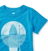 Tea Collection Paddleboard Graphic Tee