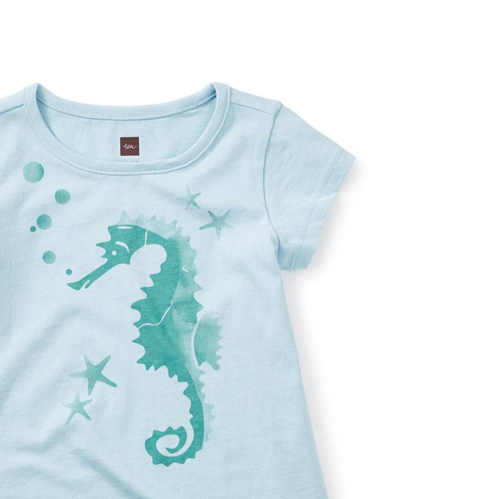 Tea Collection Bubble Brumby Graphic Tee