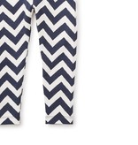 Tea Collection Tia Falls Baby Leggings- Indigo
