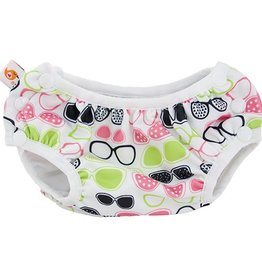 Smart Bottoms Lil' Swimmer- Chic Shades