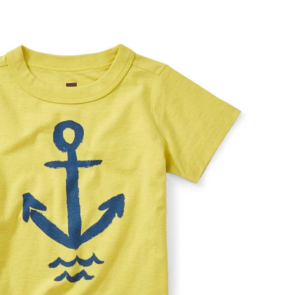 Tea Collection Augustus Graphic Baby Tee
