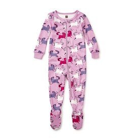 Tea Collection Shetland Baby Pajamas