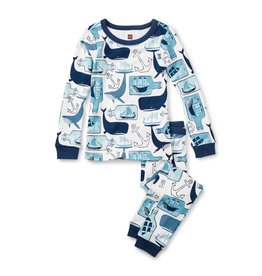 Tea Collection Ship In A Bottle Pajamas