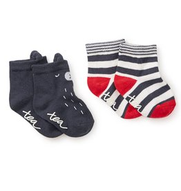 Tea Collection Baby Two-Pack Socks