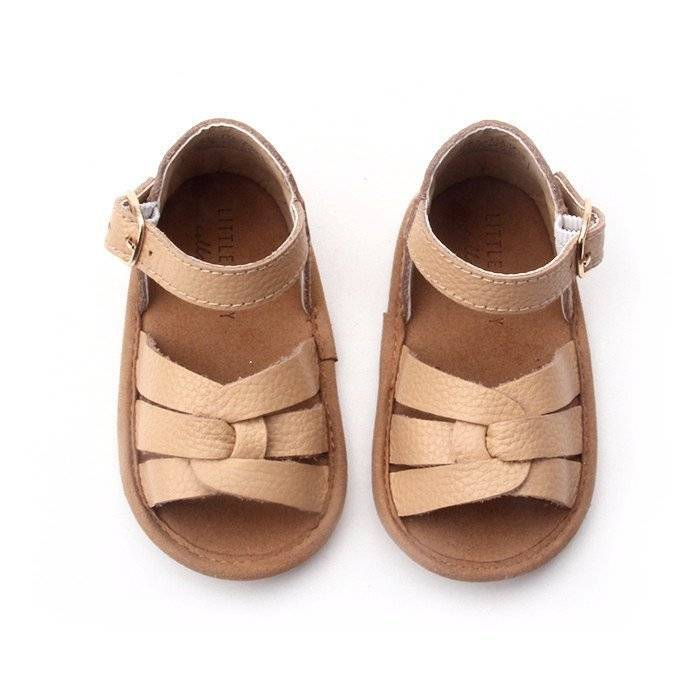 Little Bipsy Sandals- Atlas