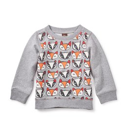 Tea Collection Fox and Badger Popover