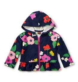 Tea Collection Scottish Garden Baby Zip Hoodie
