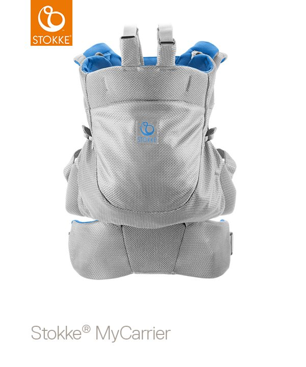 Stokke MyCarrier Front and Back