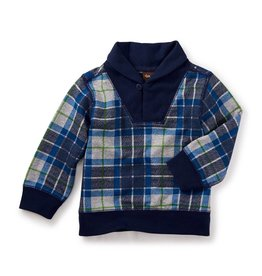 Tea Collection Tartan Baby Popover