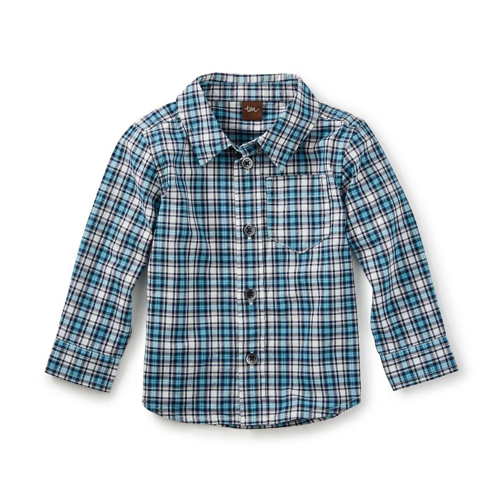 Tea Collection Heath Baby Button-down Shirt