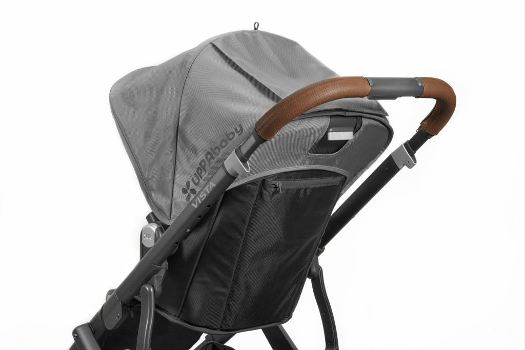 UPPAbaby Vista Leather Handlebar Covers