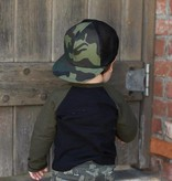 George Hats Camo Trucker