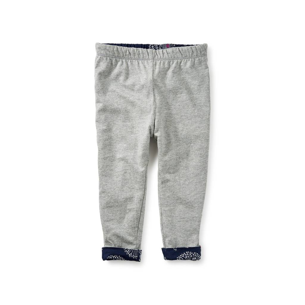 Tea Collection Snowdrop Reversible Pants
