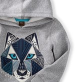 Tea Collection Howler Graphic Hoodie
