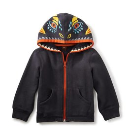 Tea Collection Dragonhead Zip Hoodie