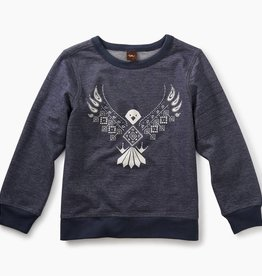 Tea Collection Eagle Bandana Graphic Popover