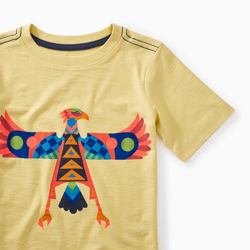Tea Collection Harjo Thunderbird Graphic Tee