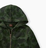Tea Collection Camo Baby Hoodie