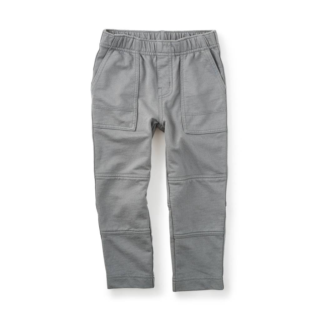 Tea Collection French Terry Playwear Pants- Thunder