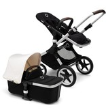 Bugaboo Fox Complete Alu/Black-Fresh White