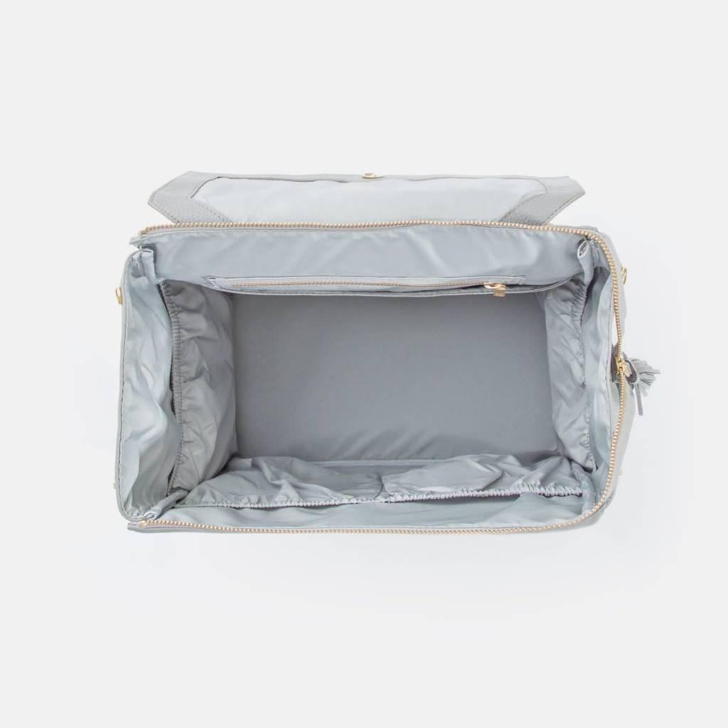 Freshly Picked Diaper Bag Stone