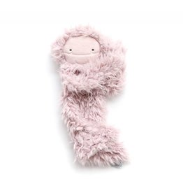 Slumberkins Bigfoot Ultra Plush-Blushing Pink