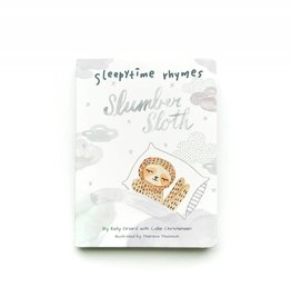 Slumberkins Sleepytime Rhyme Book- Relaxation