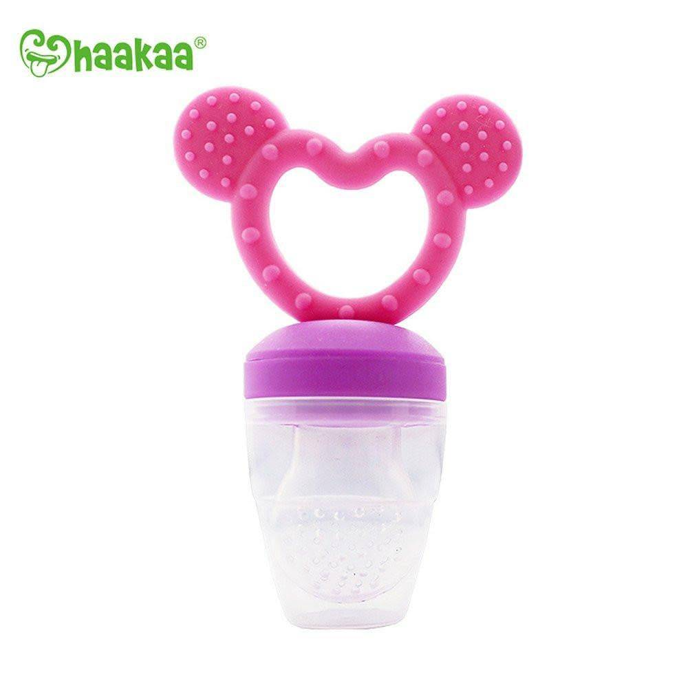 Haakaa Silicone Teething Feeder