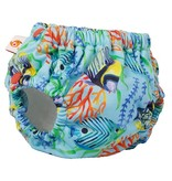 Smart Bottoms Lil' Swimmer 2.0- Atlantis