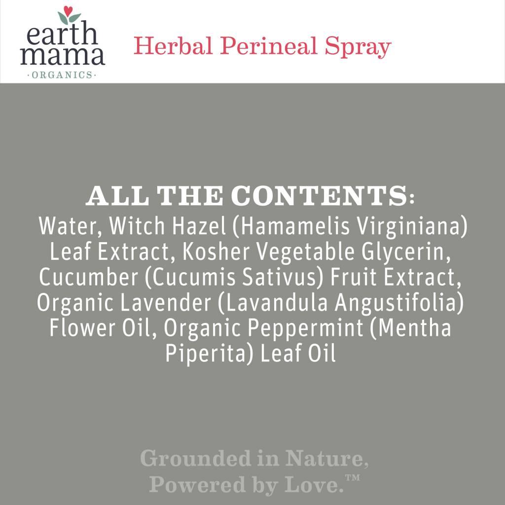 Earth Mama Organics Herbal Perineal Spray