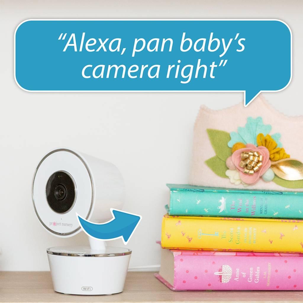 Project Nursery Smart WiFi Baby Monitor Camera