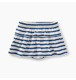 Tea Collection Ruffled Bloomers- Cobalt