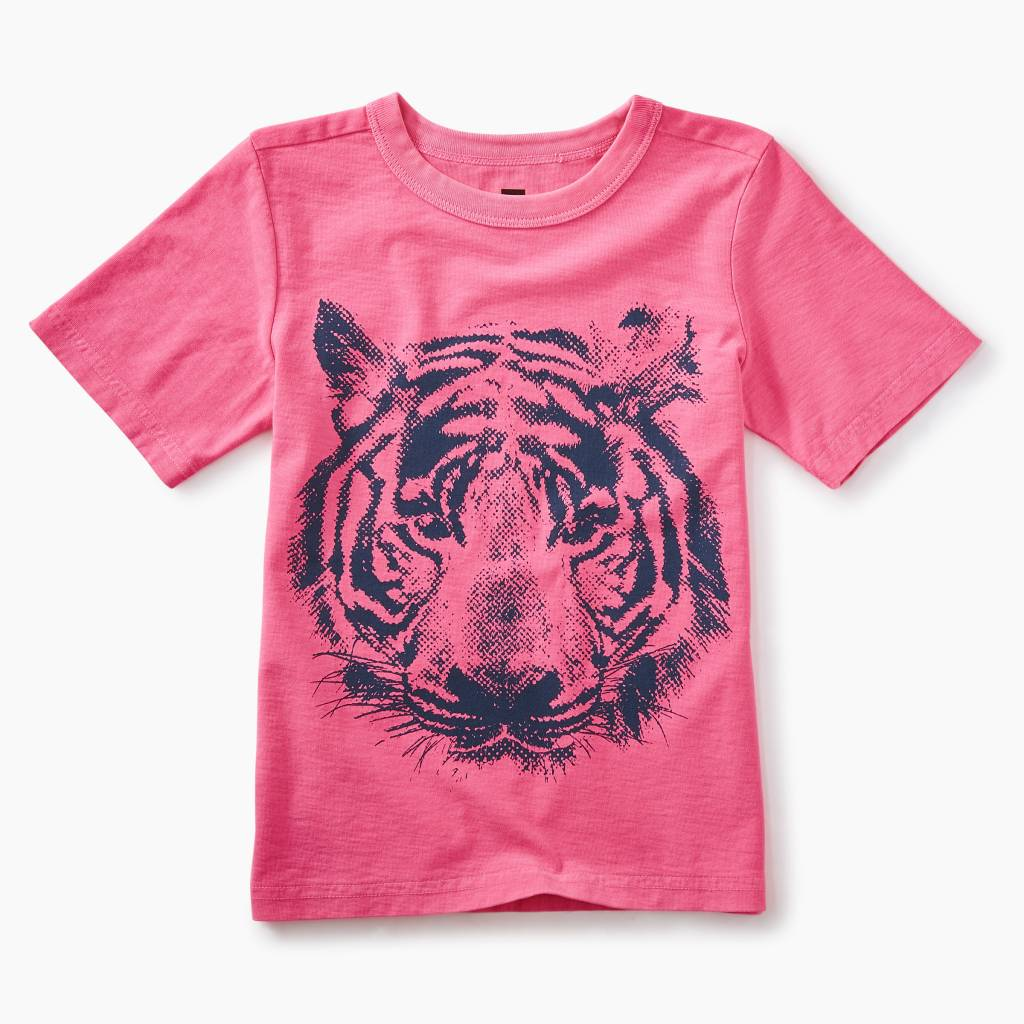 Tea Collection Tiger Graphic Tee