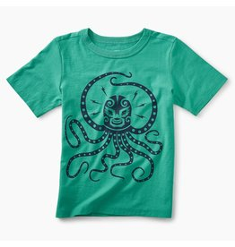 Tea Collection Octo Luchadore Graphic Tee