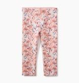 Tea Collection Flamingo Capri Leggings