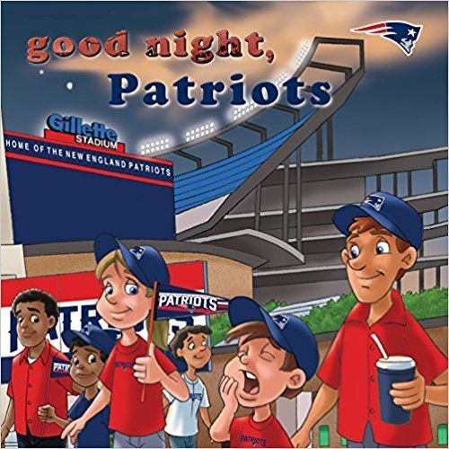 Brad Epstein Good Night Patriots