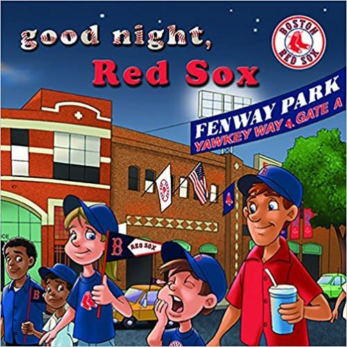 Brad Epstein Good Night Red Sox