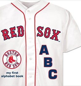 Brad Epstein My First Alphabet Book Boston Red Sox