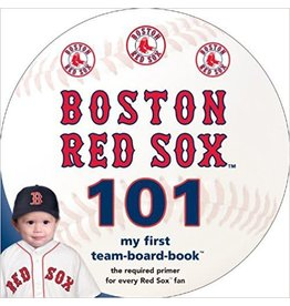 Brad Epstein My First Team Board Book Boston Red Sox