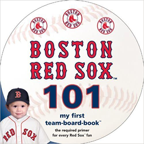 Brad Epstein My First Team Board Book Boston Red Sox
