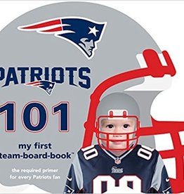 Brad Epstein My First Team Board Book NE Patriots