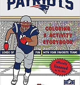 Brad Epstein Patriots Coloring & Activity
