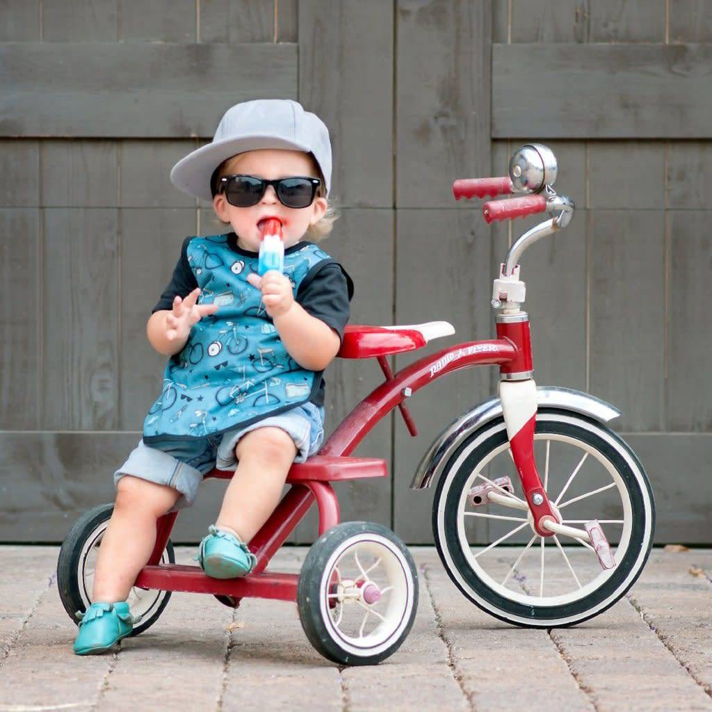 BapronBaby Bicycles In Blue