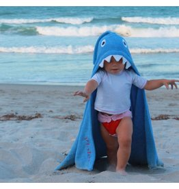 Yikes Twins Childrens Hooded Towel (more options)