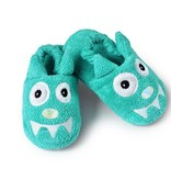 Yikes Twins Monster Slippers